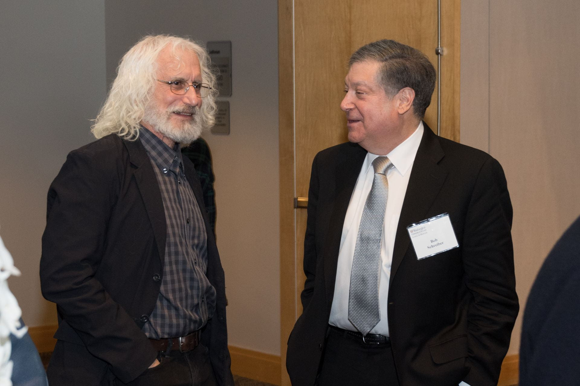 Special Guest Dr. Phil Greenberg (Head of Immunology at University of Washington-Seattle) and Bob Schreiber