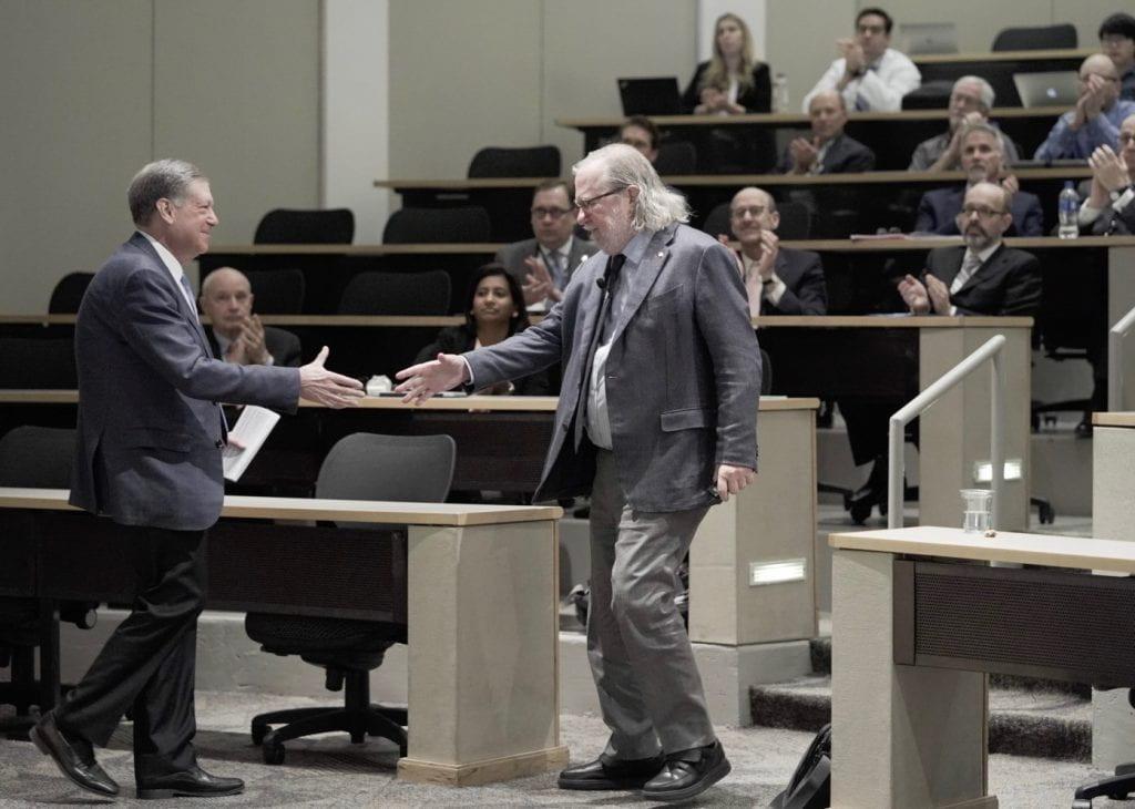 Robert Schrieber, PhD and James P. Allison, PhD