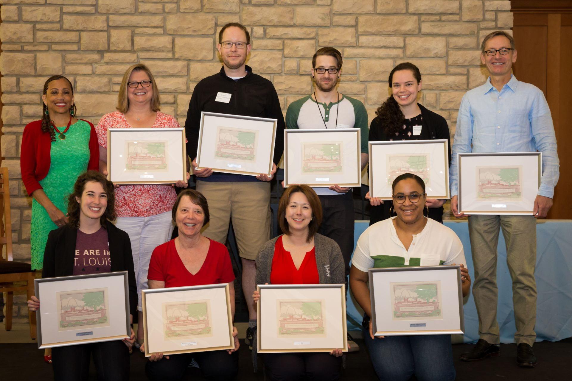 2019 Student Affairs Awards Winners