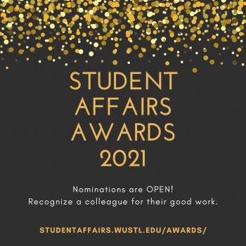 Student Affairs Awards 2021