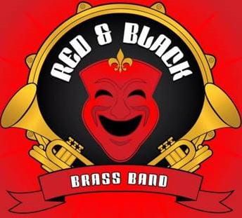 Red & Black Brass Band