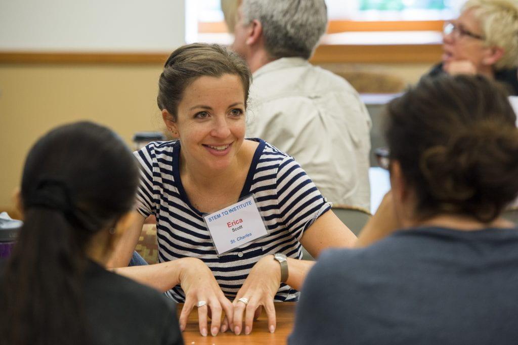 STEMpact Hosts Third Annual Teacher Quality Initiative