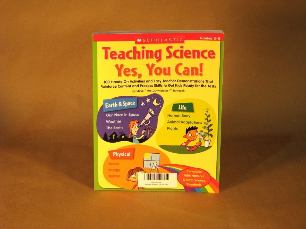 Teaching Science: Yes, You Can!