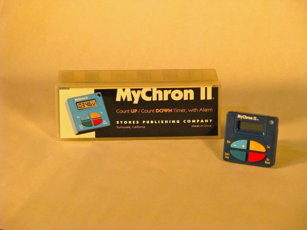 MyChron II Student Timer – Class Set