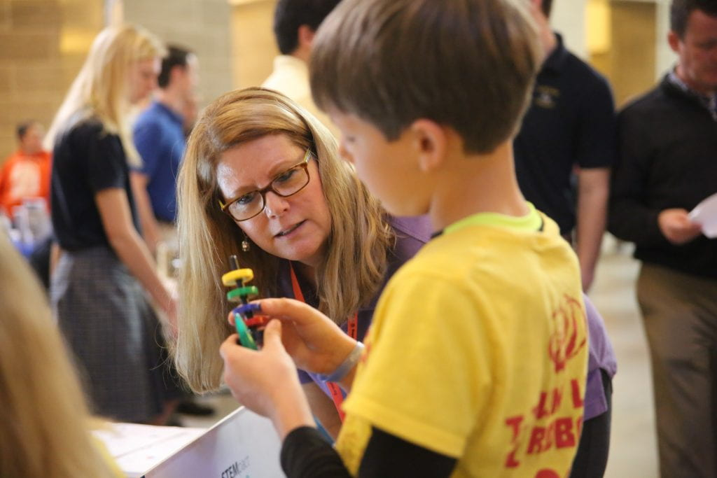 STEMpact helps increase interest in STEM at the Capitol