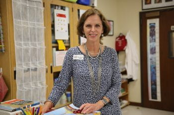 Deirdre Noelker is chair of the science department at Villa Duchesne High School, where she has taught since 2008.