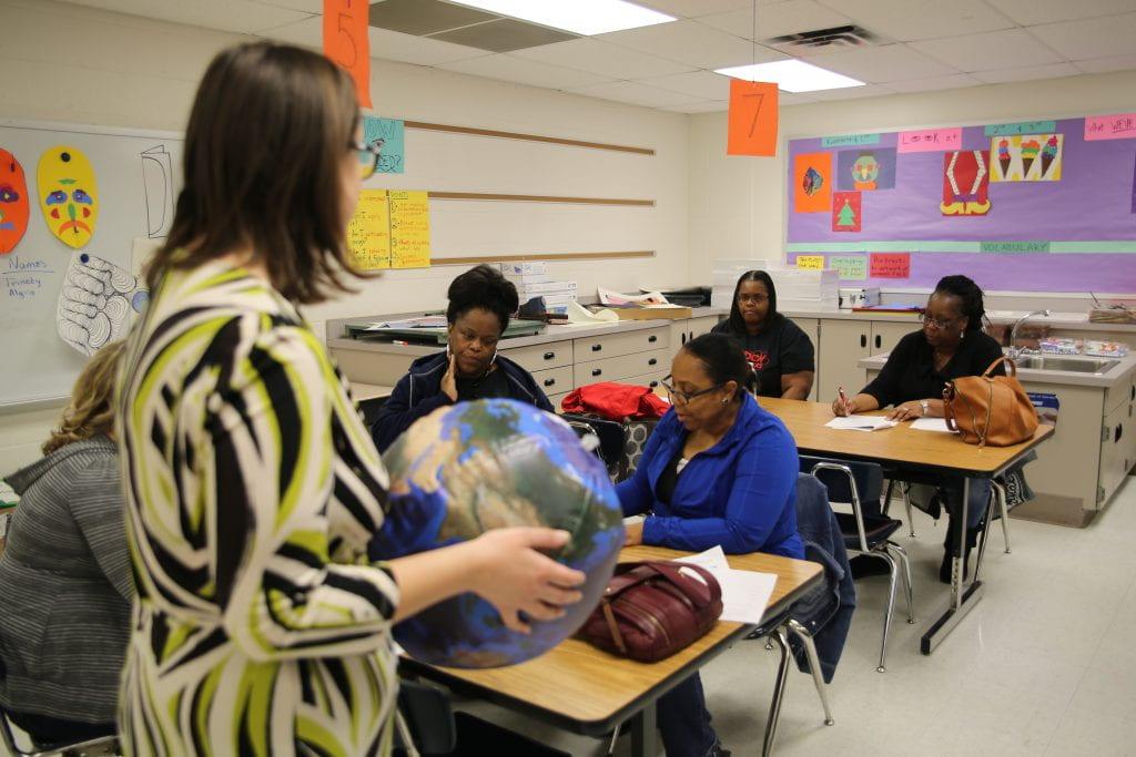 Creating a new generation of educators