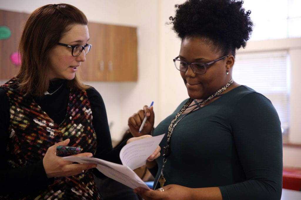 St. Louis Post-Dispatch highlights teacher residency program