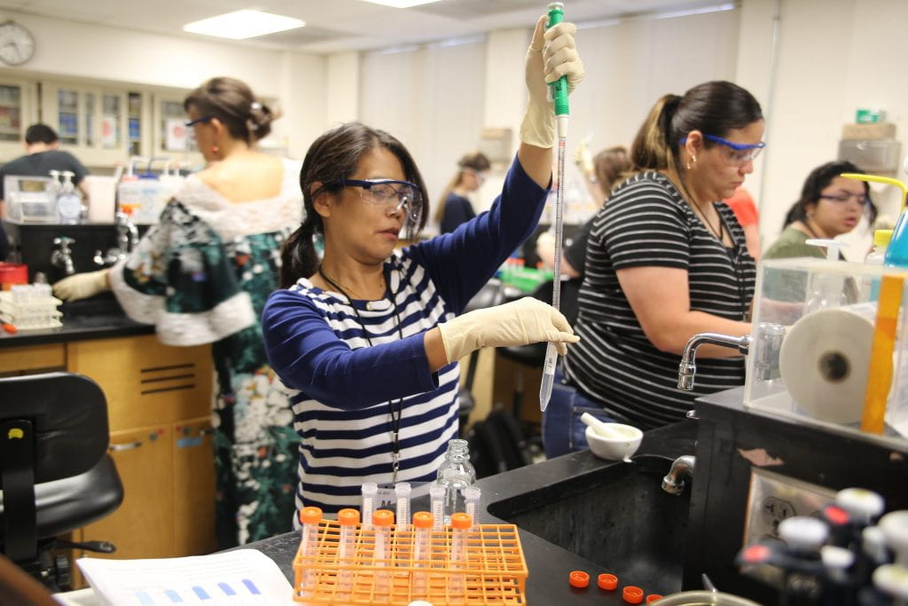 St. Louis Public Radio: Program aims to improve science education