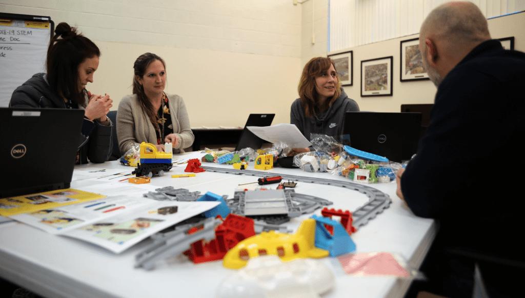 Through STEMpact program, City of St. Charles School District develops successful STEM Academy
