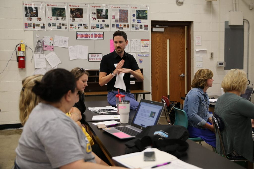 ISP to improve math education in local schools through Math314