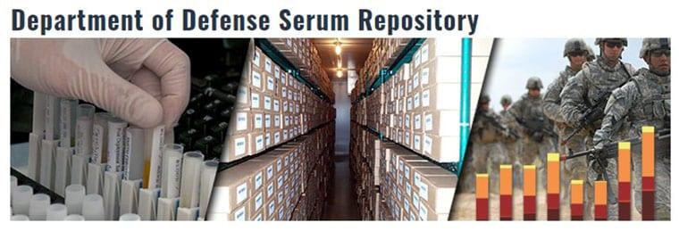 Department of Defense Serum Repository