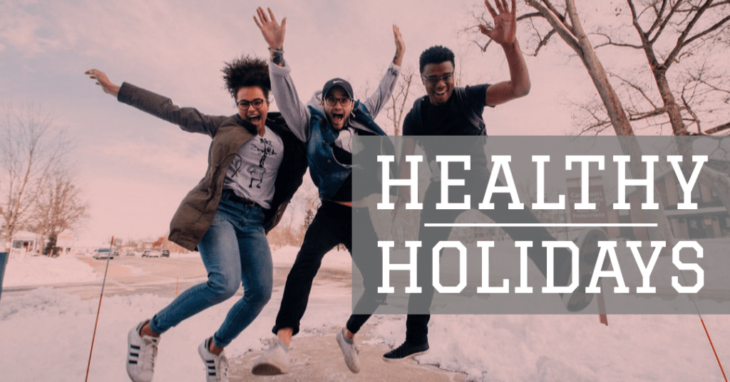 Take Time for Your Health During the Holidays