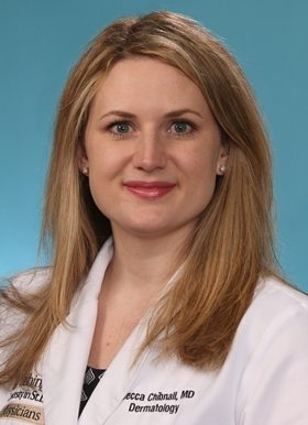 Becca Chibnall, MD | Division of Dermatology | Washington