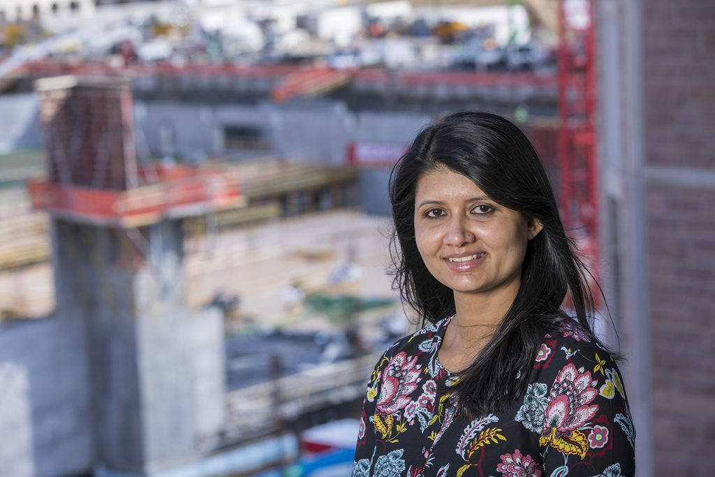 Women at work – Thinking differently: Tiwari tackles sustainability issues