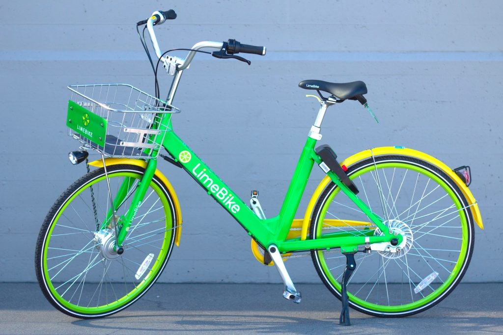 Bike sharing is coming to campus