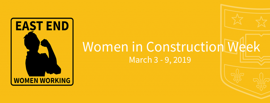 Women in Construction Week: Washington University women at work