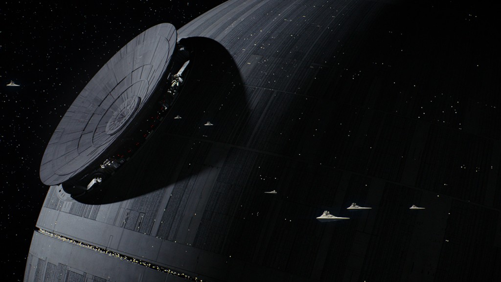 Building the Death Star