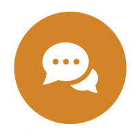 text speech bubbles icon