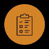 clipboard checkmark icon