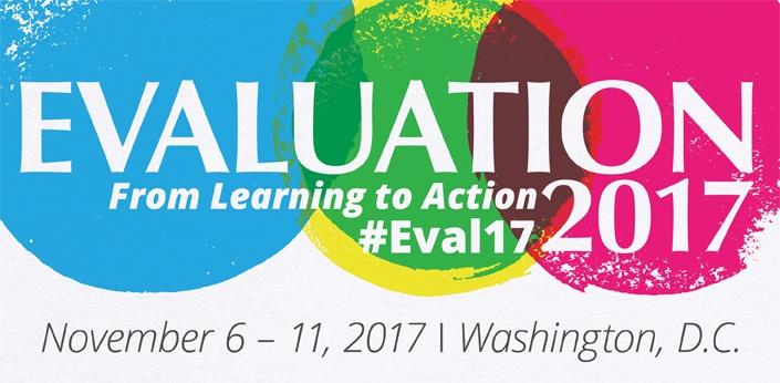 Evaluation 2017 event logo