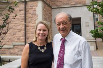 Evaluation Center welcomes Mario Morino
