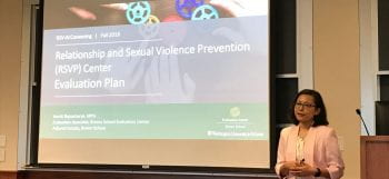 Evaluation planning for the Relationship and Sexual Violence Assessment Initiative