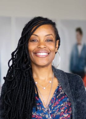 Myisha Wilcher-Roberts, Evaluation Manager