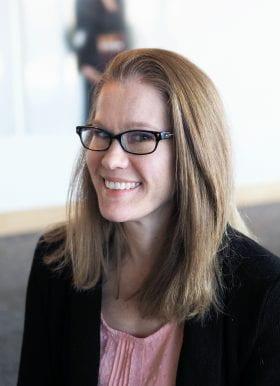Missy Krauss, Senior Data Analyst