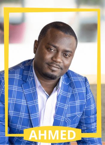 Ahmed Ogunlaja, Graduate Student Research Assistant