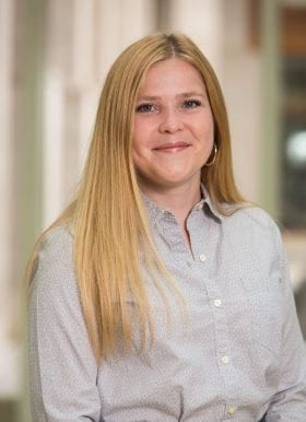 Alleia Pluymers, Evaluation Assistant with Brown School Evaluation Center