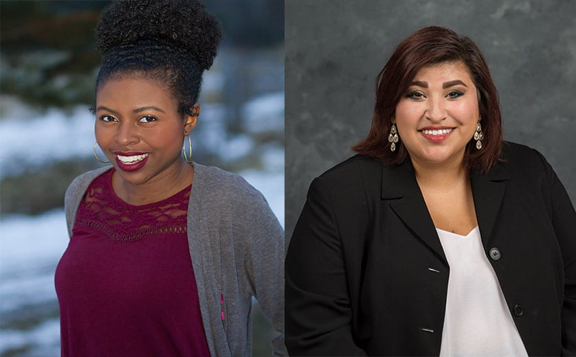 Two Brown School Students Chosen as CSWE Minority Fellows