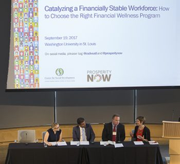 Event explores employers' options to improve workers' financial wellness