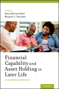 New book tackles financial vulnerability of older adults in the U.S.