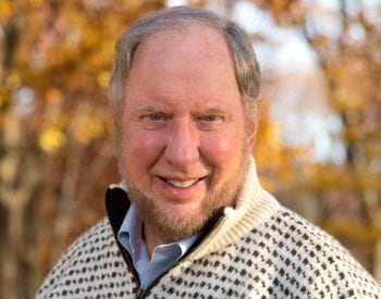 Robert Putnam lectures about 'Our Kids' on April 15