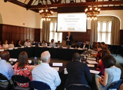 Missouri treasurer and staff speak at Child Development Account Forum