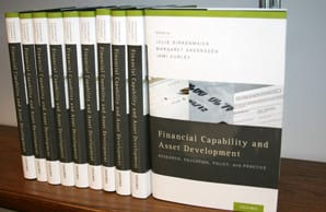 New book addresses gap in financial capability