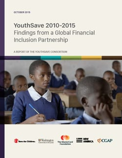 New report explores global lessons from youth savings