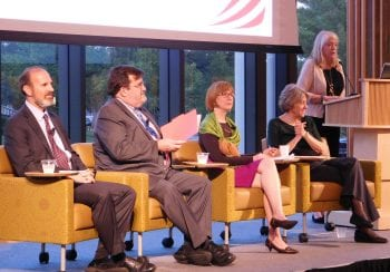 Brown School scholars discuss lifelong asset building