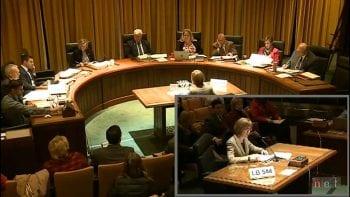 Clancy testifies before Nebraska lawmakers about Child Development Accounts