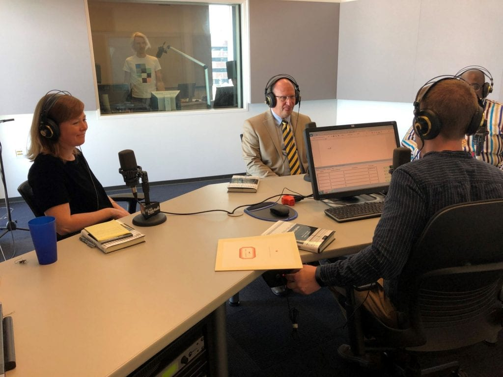 St. Louis on the Air features segment on housing segregation