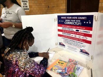 St. Louis marks national voting event with teach-in, mayoral proclamation