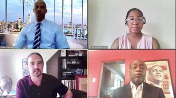 National Suicide Prevention Lifeline and Vibrant Emotional Health's Black Racism and Mental Health Webinar