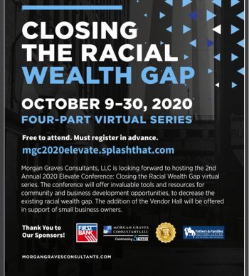 2020 Elevate Conference: Closing the Racial Wealth Gap