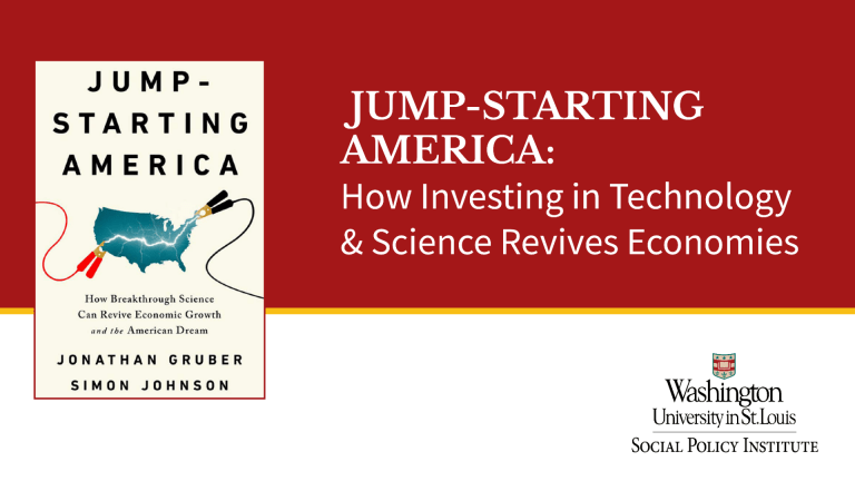 Jump-Starting America: How Investing in Technology & Science Revives Economies