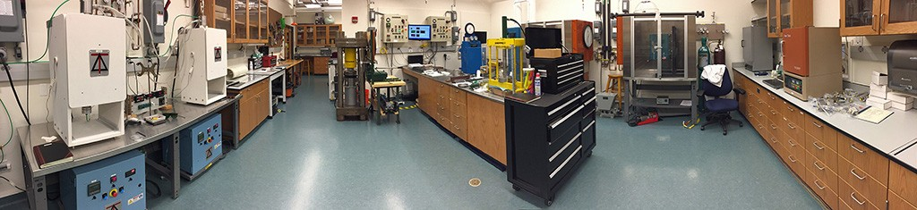 Experimental Geochemistry Lab