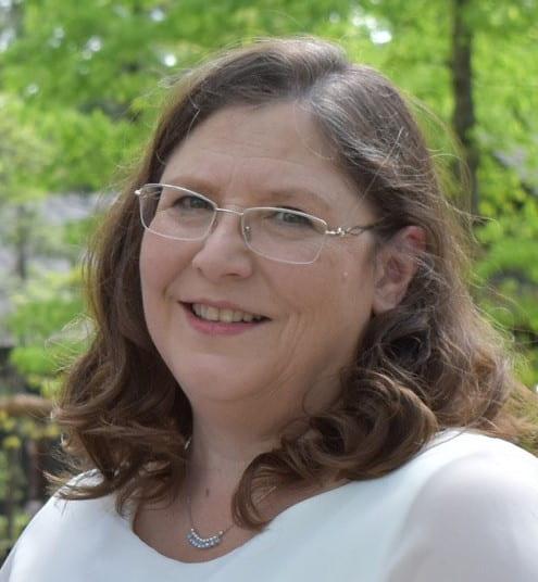 Betsy Ball InfoSec Architect Headshot