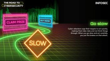 Go Slow Infographic
