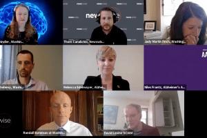 Alzheimer's Blood Test: An expert panel with WUSTL