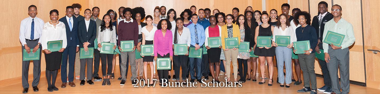 2017-Bunche-Scholars